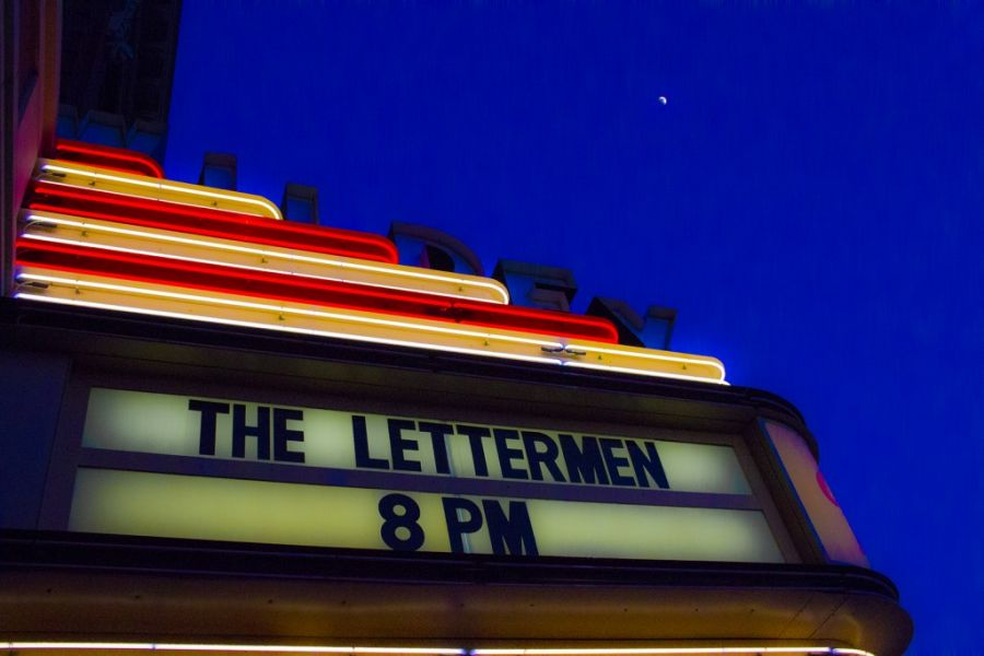 The Lettermen Marquee