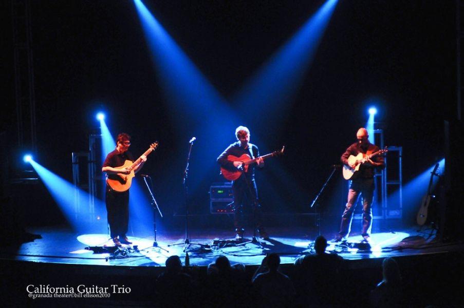 California Guitar Trio Promo