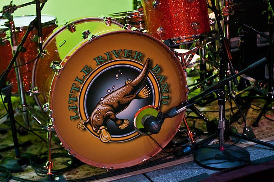 Little River Band Drum Kit