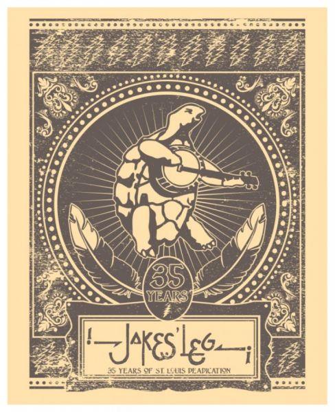 Jakes Leg 2011 Poster