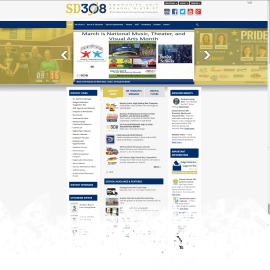 SD308 Website