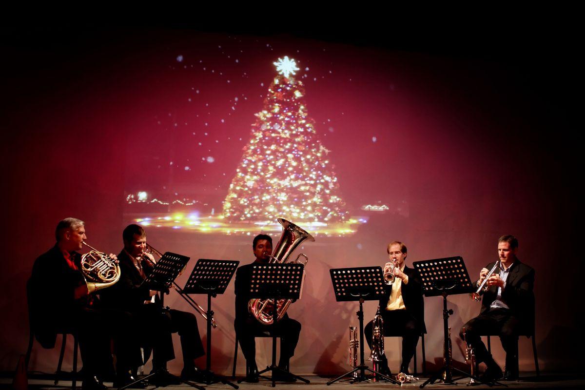 Motor City Brass Quintet